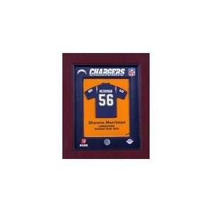 Shawne Merriman   San Diego Chargers NFL Limited Edition