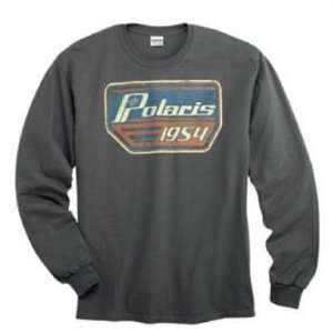 Polaris OEM Old Tyme (Time) Long Sleeve Tee Shirt. 2862047