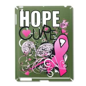 Case Green of Cancer Hope for a Cure   Pink Ribbon
