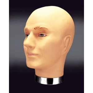 Mannequin Head Male