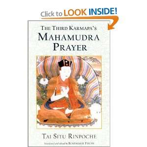 The Third Karmapas Mahamudra Prayer [Paperback] Tai Situ