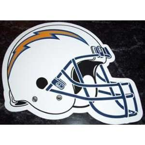 San Diego Chargers Helmet Logo NFL Car Magnet Sports