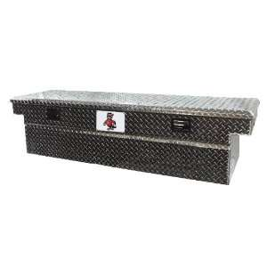 North Carolina State 71 Aluminum Single Lid Full Size Cross Bed