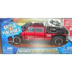 Battle Machines 99 Chevy Silverado Dooley Toys & Games