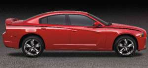 2011 2012 DODGE CHARGER Body Side Stripe Kit