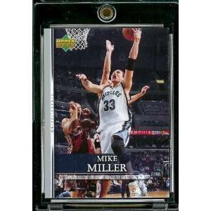 2007 08 Upper Deck First Edition # 16 Mike Miller   NBA