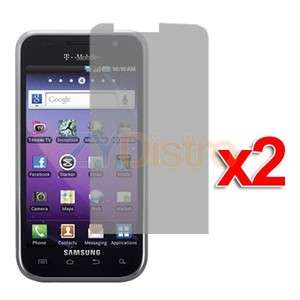 2X Anti Glare Matte LCD Screen Protector for Samsung Galaxy S 4G