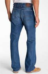 Lucky Brand Relaxed Straight Leg Jeans (Ol Neptune) Was $99.00 Now