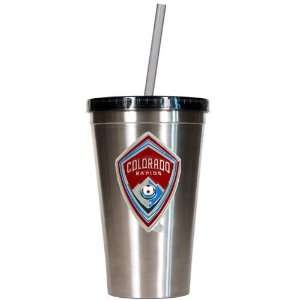 Colorado Rapids 16oz Stainless Steel Insulated Tumbler