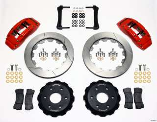 KIT,99 07 CHEVY SILVERADO,SIERRA 1500,TAHOE,1PIS,16/14,RED