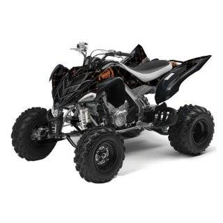 Silver Star AMR Racing Yamaha Raptor 700 ATV Quad Graphic Kit