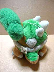 POKEMON Torterra UFO Soft Plush Doll Japan Pokedoll