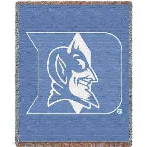 NORTH CAROLINA Duke University Mascot Tapestry Throw PC