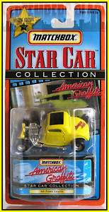 American Graffiti 33 Ford Matchbox Star Car