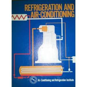Refrigeration & Air Conditioning Ari Books