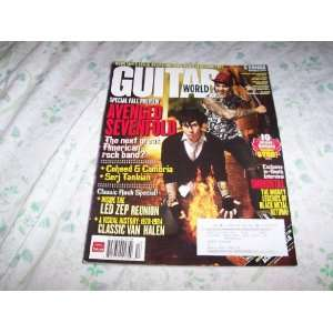 Guitar World Magazine (Holiday 2007) (Avenged Sevenfold