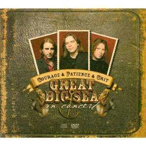 & Grit In Concert (Includes DVD) (Digi Pak), Great Big Sea Pop