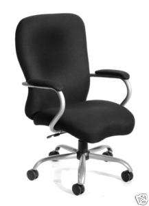 BIG MAN OFFICE CHAIR HEAVY DUTY WEIGHT CAPACITY 350LBS
