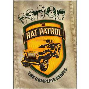 The Rat Patrol The Complete Series Gift Set (Full Frame) Movies