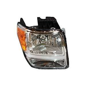 TYC 20 6869 00 Dodge Nitro Passenger Side Headlight