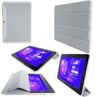 Slim Smart Leather Case Cover Pouch For Samsung Galaxy Tab 10.1 GT