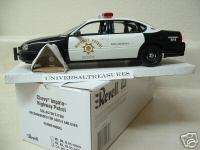 Impala Highway Patrol promo car Chevy police Nevada