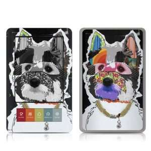 Paris Design Protective Decal Skin Sticker for Barnes and