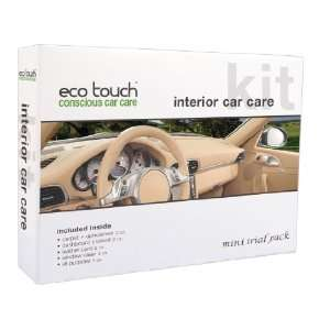 Eco Touch GPK110 Interior Car Care Kit Mini Pack