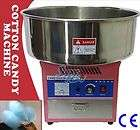 Electric Cotton Candy Machine Commercial Floss Maker 110v 50hz US
