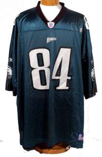 Mitchell Signed Autographed Philadelphia Eagles Football Jersey JSA