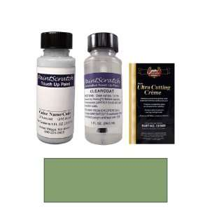 Green Metallic Paint Bottle Kit for 2002 Mercedes Benz M Class (247