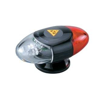 Planet Bike Sport Spot 4 LED Bicycle Light with Head, and