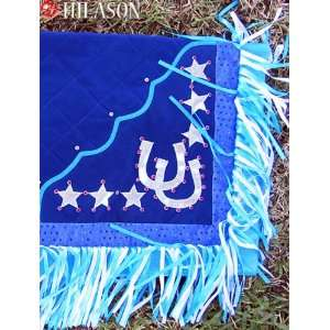 918 Western Show Barrel Racing Rodeo Saddle Blanket Pad