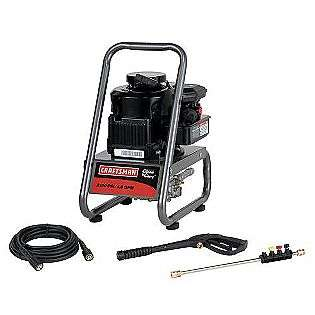 psi Gas Pressure Washer w/4.0 hp Briggs and Stratton Engine  Craftsman