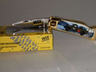 Dodge Power wagon Knife Case of 12 Wix promotional item New in box