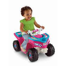 Lil Trail Rider ATV Girls Sport Quad   Power Wheels