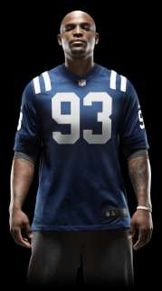 NFL Indianapolis Colts (Dwight Freeney) Mens Football