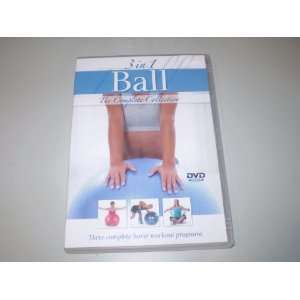 3 in 1 Ball Complete Collection   3 DVD Set Everything