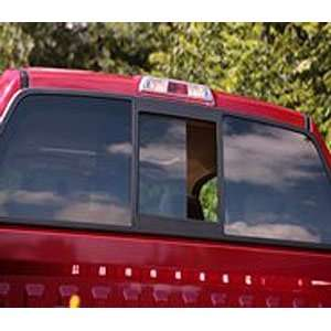 F 150 Manual Sliding Rear Window w/ Privacy Tint
