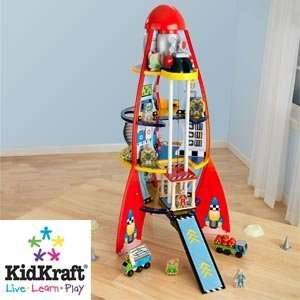 KidKraft Fun Explorer Rocket Ship Toys & Games