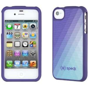 Speck DiamondFog Purple Fitted Case for Apple iPhone 4
