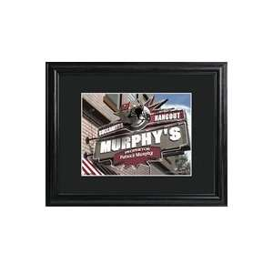 Tampa Bay Buccaneers Personalized NFL Pub Sign with Wood Frame