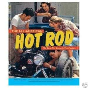 The All American Hot Rod Book Ford Chevy Vintage Rat 32