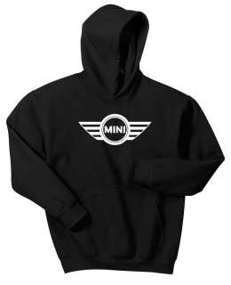 MINI COOPER HOODIE SWEAT SHIRT COUPE BMW PINK JUMPER PULL OVER JACKET