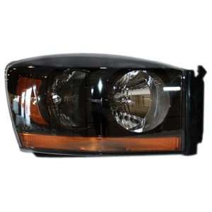 TYC 20 6747 90 Dodge Ram Passenger Side Headlight Assembly