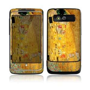 Kiss Decorative Skin Cover Decal Sticker for HTC 7 Trophy Cell Phone