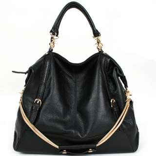 NWT Genuine leather JESSE Satchel tote bag+long strap