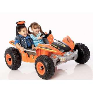 Power Wheels Fisher Price Stinger 12V Kids Ride On ATV