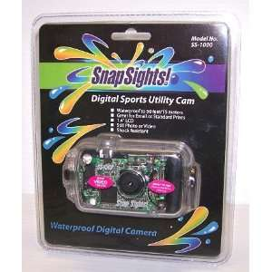 Waterproof Digital Sports Utility Camera with Video