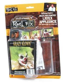 Reel F/X™ Crazy Clown Makeup Kit